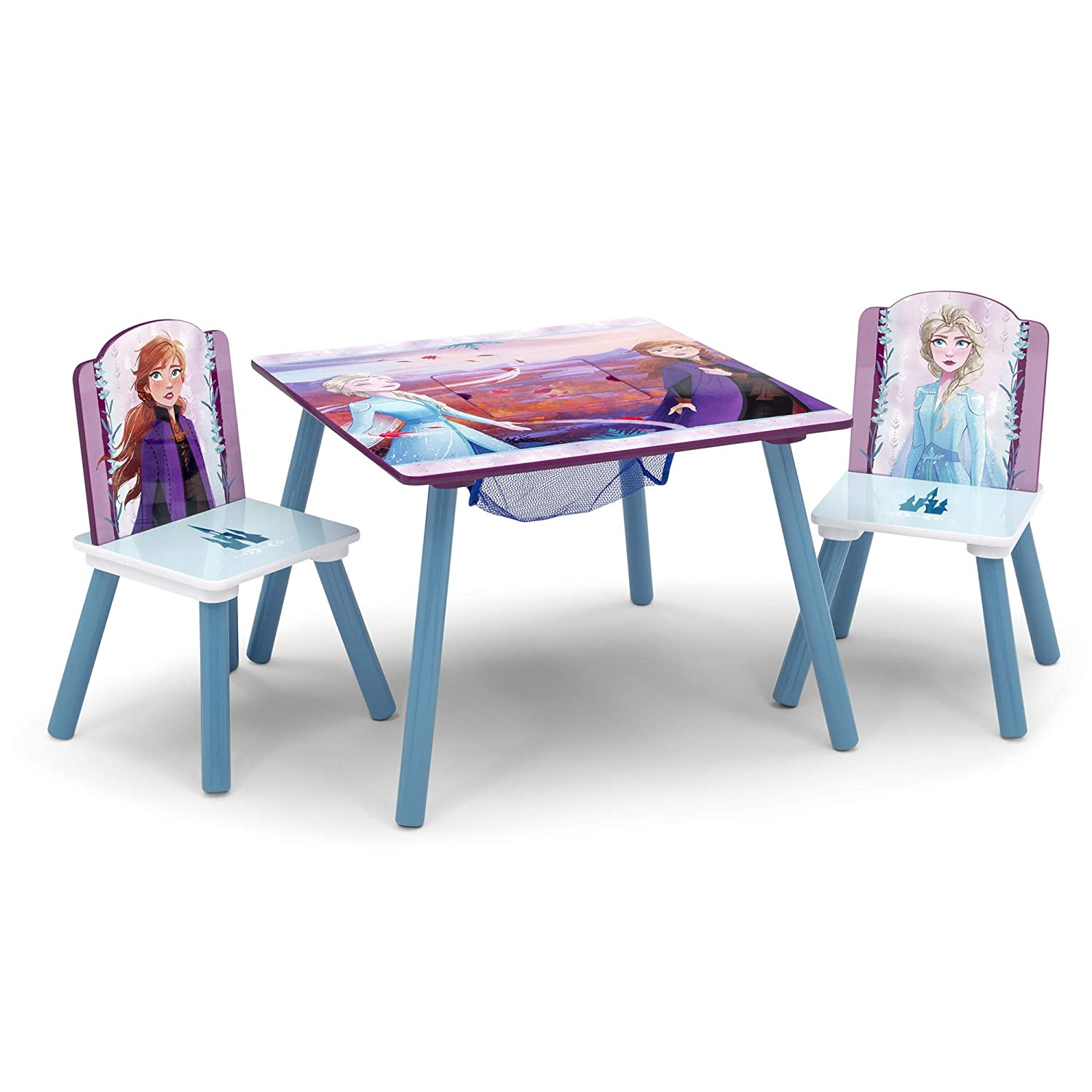 Delta Children Kids Table and Chair Wholesale Las Vegas Mall I Set 2 Chairs Storage With