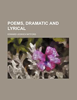 Poems, Dramatic and Lyrical