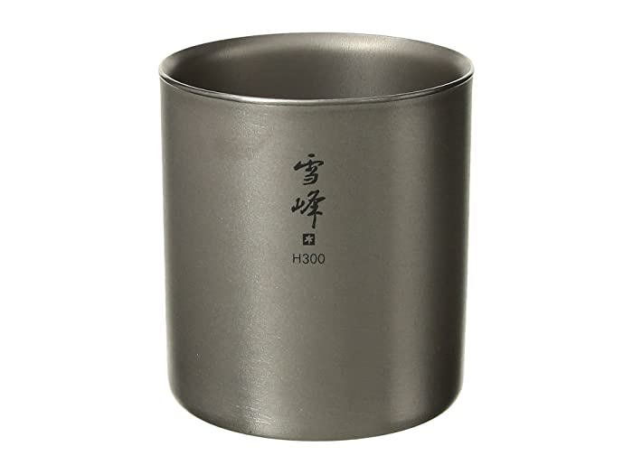 Seppou Stacking Mug H300 Titanium