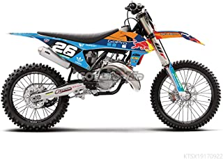 GRAPHICS DECALS STICKERS FULL KIT FOR KTM SX SX-F 125 150 250 350 450 2019