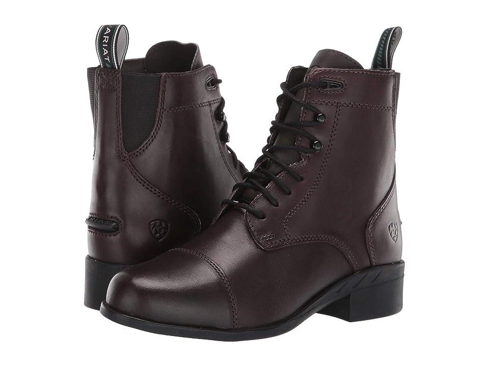 Ariat English Kids Performer IV Paddock (Toddler/Little Kid/Big Kid) (Light Brown) Cowboy Boots