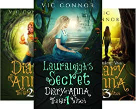 Diary of Anna the Girl Witch (4 Book Series)