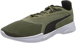 PUMA Jaro Burnt Olive-Puma Black Spor Ayakkabılar Erkek