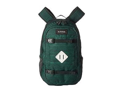 Dakine URBN Mission 18L Backpack (Green Lake) Backpack Bags