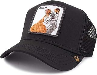 Butch Baseball Hat, Black, GOB_101-0250-BLK-2