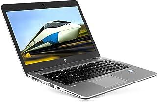 "HP EliteBook 840 G3 Intel Core i5 6th Generation 8GB DDR4 RAM 256GB SSD 14"" Screen FHD Windows 10 Pro 64-Bit Silver Laptop..."