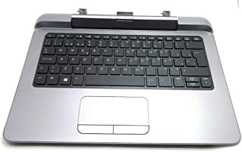 New Genuine PRK for HP Pro X2 612 G1 Backlit Power Keyboard 755463-001