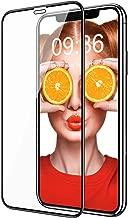 """Bovon Protector Pantalla para iPhone 11, [Marco Instalación Fácil] [Dureza de 9H] [A Prueba de Arañazos] [Anti Burbujas] Cristal Templado Completa de Cobertura Total 3D para iPhone 11, 6.1"""" (2019)"""
