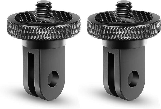 "16 opinioni per VKESEN Adattatore in alluminio da 1/4""-20 pollici Adattatore per treppiede"