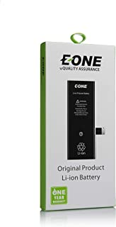 EONE Mobile Internal Rechargeable Battery for iPhone 6-1880 mAh