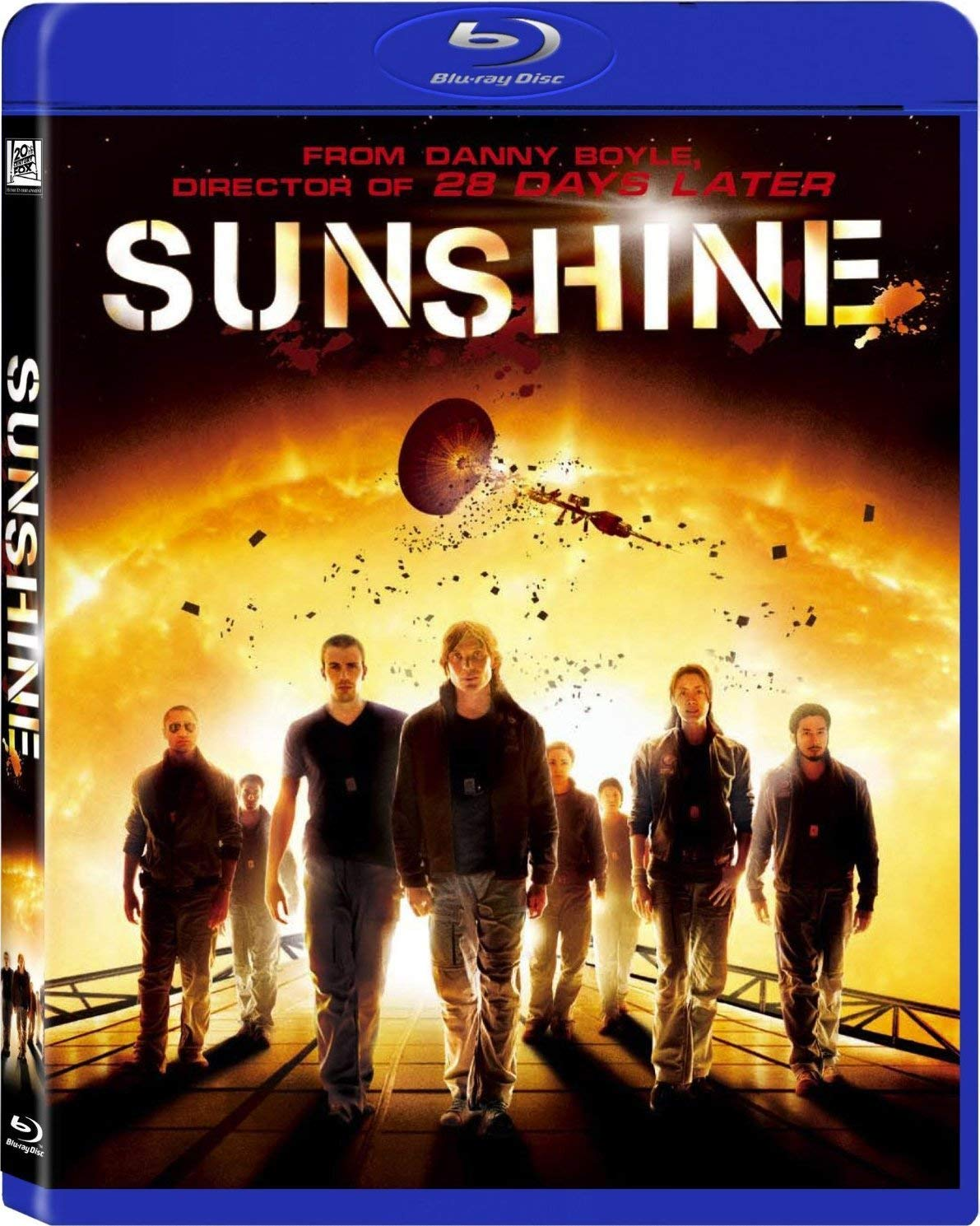 Sunshine [Francia] [Blu-ray]