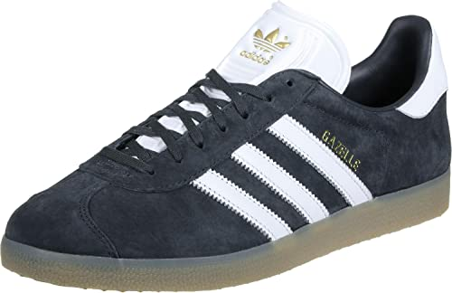 Chaussures Adidas Gazelle Blanches - - Gris, UK 13 EU : Amazon.fr ...