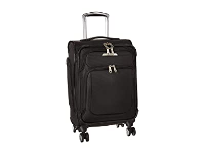Samsonite Solyte DLX C/O Expandable Spinner (Midnight Black) Luggage
