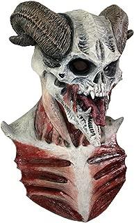 skull devil mask