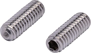 Best stainless dowel screws Reviews