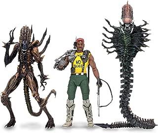 Aliens 8 Inch Action Figure Series 13 - Set of 3 (SGT. Apone - Snake Alien - Scorpion Alien)