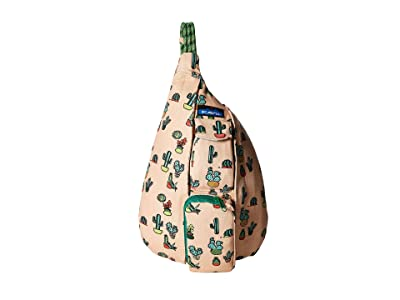 KAVU Mini Rope Bag (Prickle Perfect) Bags