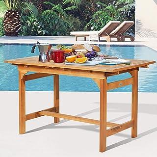 Amazon.fr : Table De Jardin Extensible - Voir aussi les ...