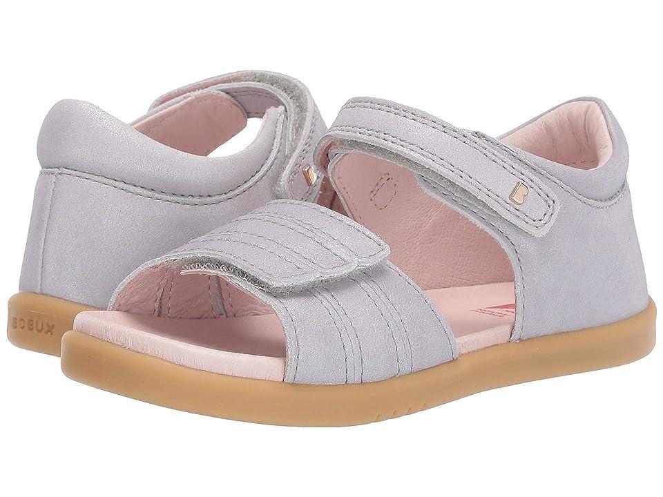 Bobux Kids I-Walk Hampton (Toddler) (Silver Shimmer) Girls Shoes