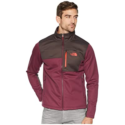 The North Face Apex Risor Jacket (Fig/Bittersweet Brown) Men