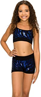 Kurve Kids 2-Piece Dance Outfit - Made in USA-