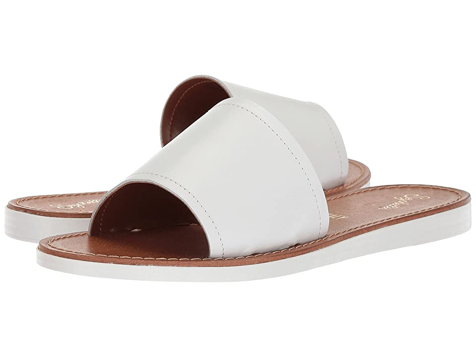 Seychelles Leisure (White Leather) Women