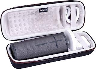 LTGEM EVA Hard Case for Ultimate Ears Boom 3 Portable Bluetooth Wireless Speaker - Travel Protective Carrying Storage Bag...