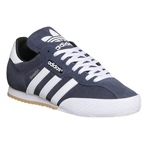 2a80bbe52 adidas Samba Suede Mens Trainers 7 MARINE/WHT