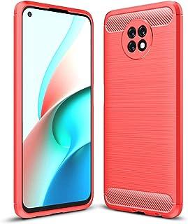 جراب TingYR لهاتف Xiaomi Redmi Note 9T 5G، فائق النحافة من مادة TPU لامتصاص الصدمات، مضاد للخدش، غطاء مطاطي مرن ممتاز، غطا...