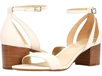 MICHAEL Michael Kors Cardi Flex Mid (Light Cream) Women