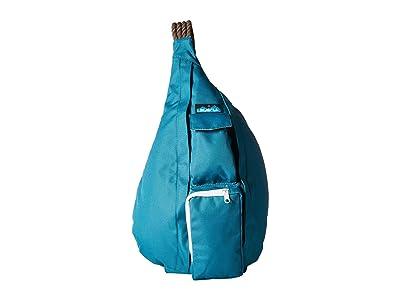 KAVU Rope Sling (Tranquil) Sling Handbags