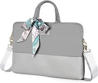 Laptop Bag 15.6 Inch - for Women Computer Case Shoulder Messenger Laptop Bag