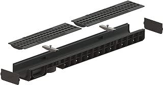 Standartpark - 4 inch trench drain cast iron package mesh - 3.2