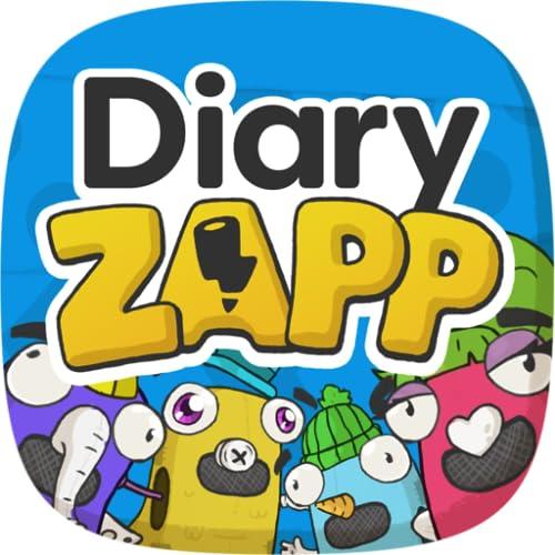DiaryZapp - Journal / Diary For Kids