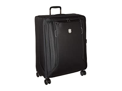 Victorinox Werks Traveler 6.0 Large Softside Case (Black) Luggage