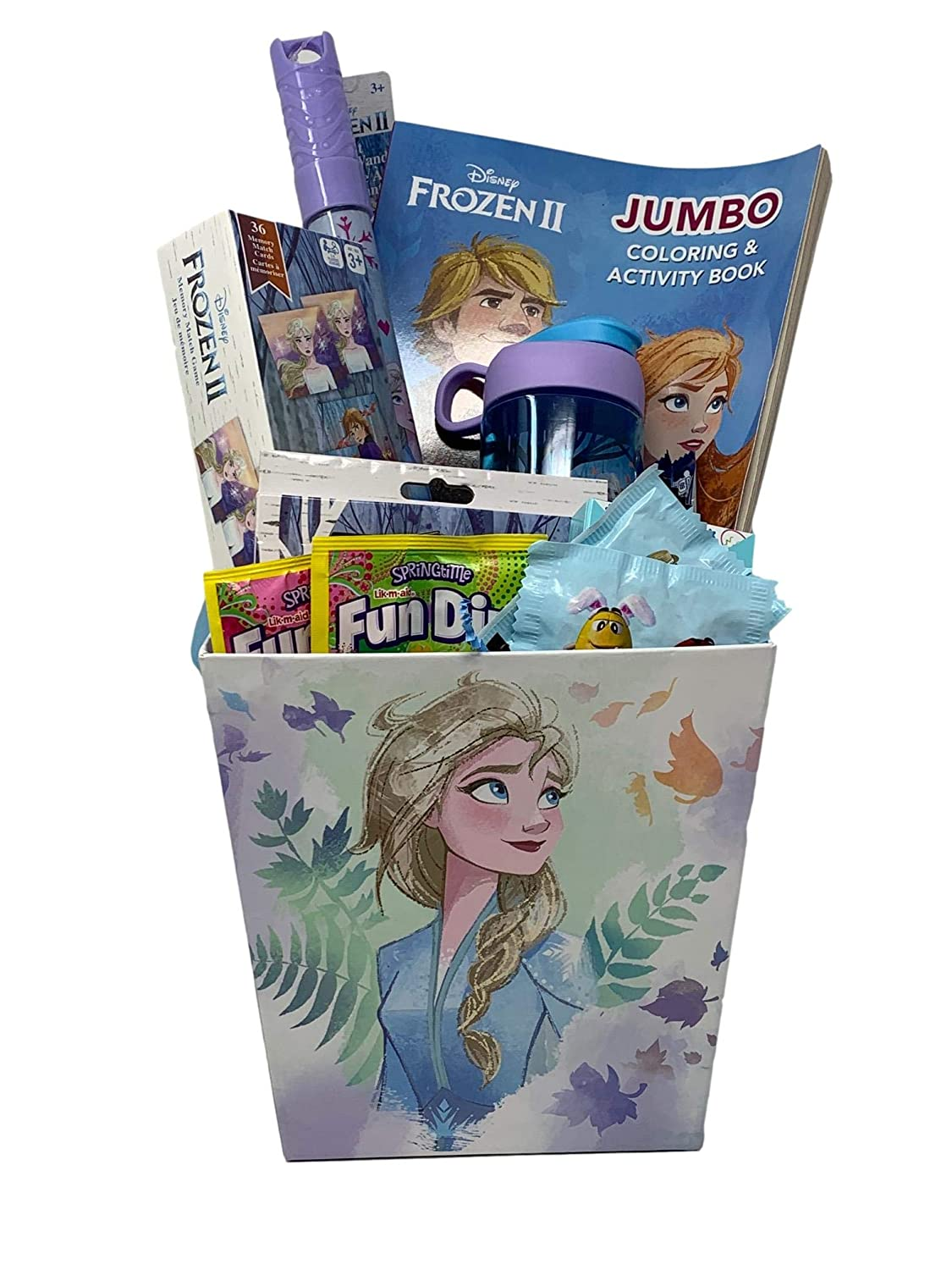 Premade Frozen Max 70% OFF Phoenix Mall Easter Basket; Stuffers Activity Toys and include