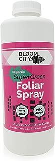 organic wetting agent for foliar spray