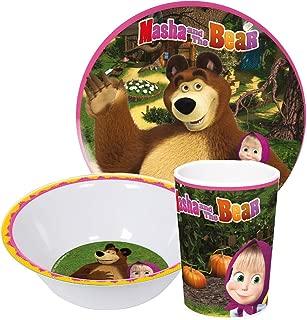Amazon.it: peluche masha e orso: Giochi e giocattoli