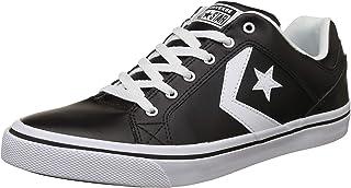 Converse Unisex's White/Black