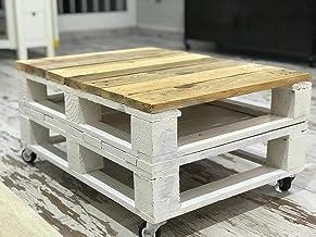Amazon.es: mesa centro madera palets