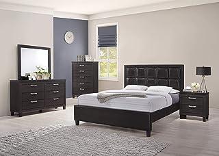 Amazon.com: Brown - Bedroom Sets / Bedroom Furniture: Home & Kitchen