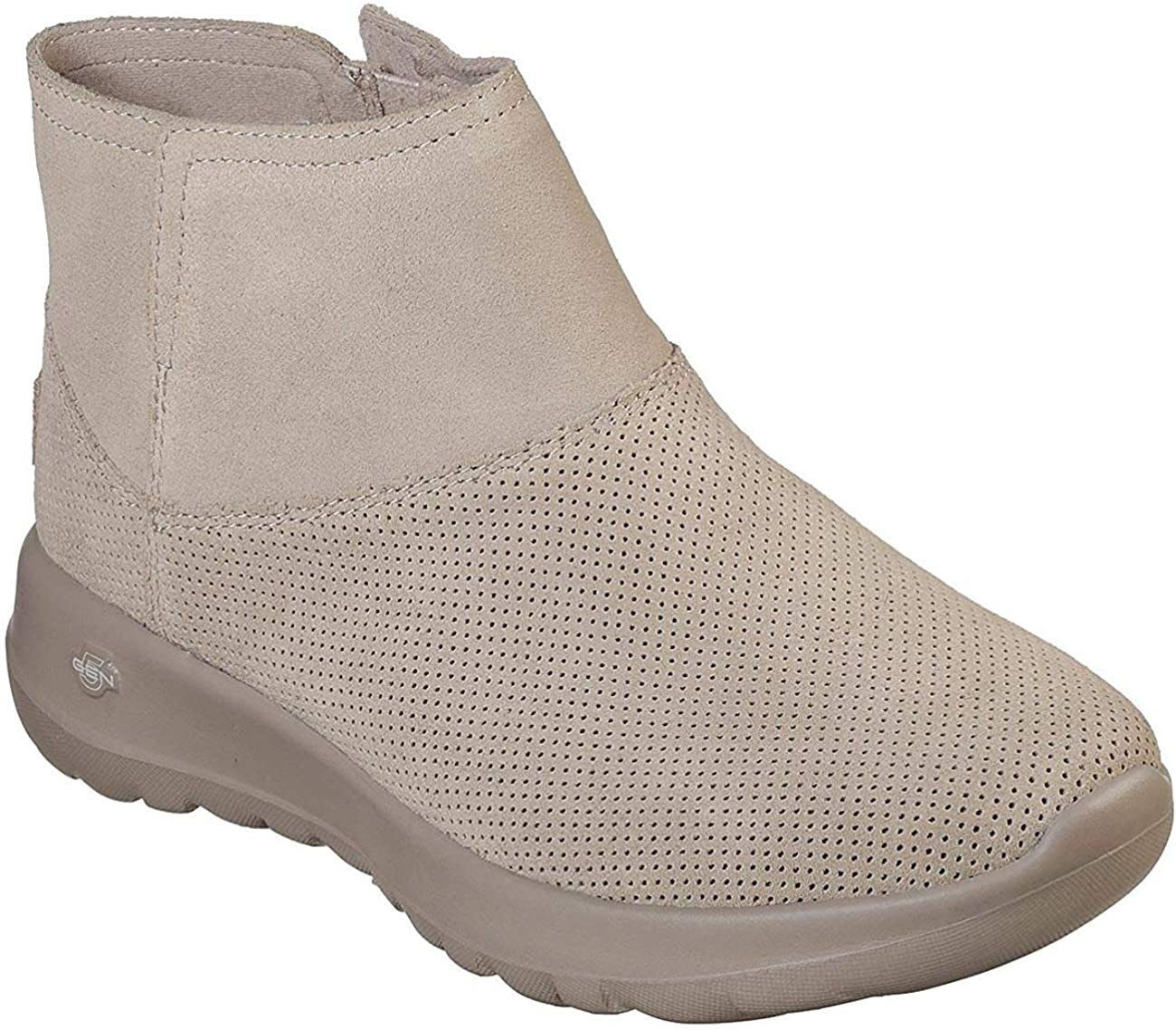 Skechers On The San Jose Mall GO Joy Taupe Boots Amber online shop Ankle Womens