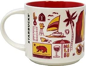 Starbucks Been There Series California Mug, 14 Oz
