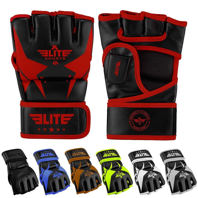 Elite Sports Pro Style MMA Gloves