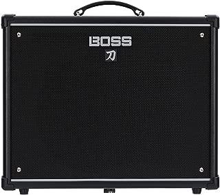 BOSS Katana 100 Watt Guitar Amplifier (Black)