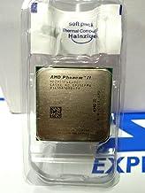 AMD Phenom II X4 955 Black Edition - Procesador de CPU de Cuatro núcleos (3,2 GHz, 6 MB, HDZ955FBK4DGM Socket AM3, 125 W)
