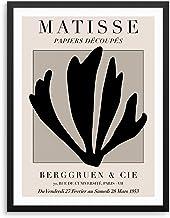 "Papiers Découpés Matisse Art Gallery Exhibition Poster 11""x14"" UNFRAMED Henri Matisse Artwork Reproduction Modern Home Dec..."