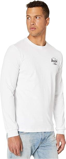 Classic Logo Bright White/Black