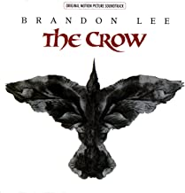 the crow soundtrack cd