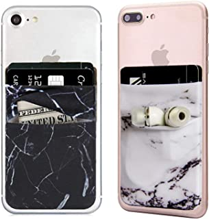 marble card holder for phone